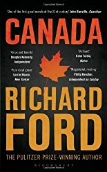 Canada by Richard Ford (2013-06-06)