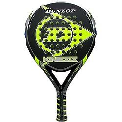 Pala de pádel Dunlop Kinesis Yellow 2017