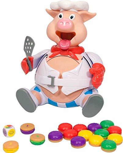Hasbro 17496103 - otto il maialotto che fa il botto gioco da tavolo
