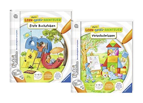 Ravensburger tiptoi ® Schul-Bücher Set - Erste Buchstaben und Vorschulwissen