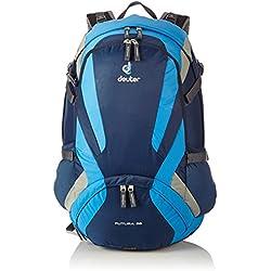 Mochila Montaña Deuter Futura, Unisex adulto, Azul 28 l