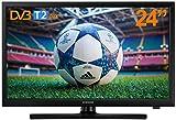 """Samsung T24E310EX TV 24""""LED DVB-T2tdt2PIP 2HDMI 1USB Scart (utilizzabile anche come supporto per la base della parete) LT24E310EX"""