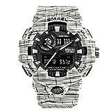 Coole Uhren für Jugendliche Junge Männer Weiß Digital Uhr 2017