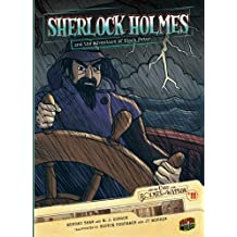 #11 Sherlock Holmes and the Adventure of Black Peter (On the Case with Holmes and Watson)