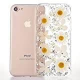 MAOOY Coque iPhone 6s, Bumper pour iPhone 6, Colorée Fait à la Main Naturel de...