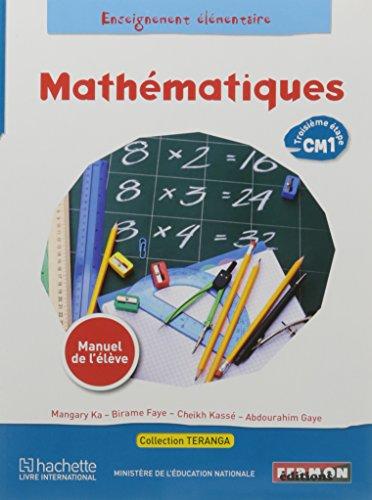Mathematiques Sénégal CM1 Eleve