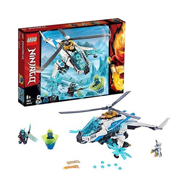 LEGO Ninjago - Gioco per Bambini ShuriCottero, Multicolore, 6250875 2 spesavip