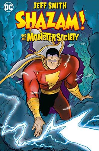 Shazam! und die Monster ()