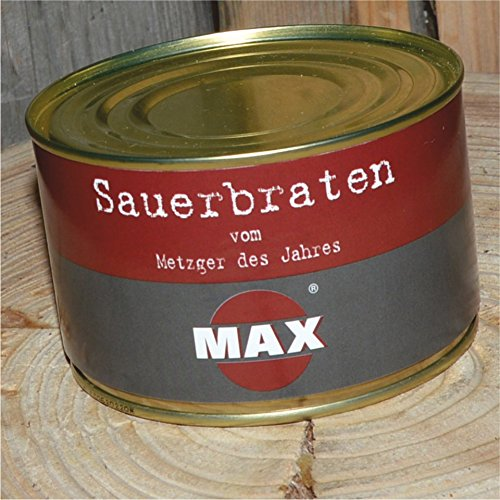 Max Metzger Sauerbraten (400g Dose)