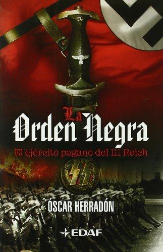 La orden negra (Clio. Crónicas e la Historia) por Oscar Herradón