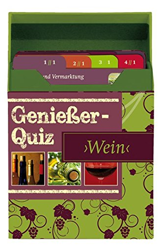 Moses 106807 Genießer-Quiz Wein