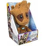 Guardián de la Galaxy Groot (gog02390hablando de peluche (tamaño mediano)
