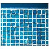 GRE - Liner para piscina, Ø460x132 cm, gresite