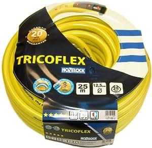 """Tricoflex 00110212 Tuyau d'arrosage 1/2"""" 25 m Jaune (Import Allemagne)"""