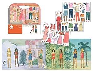 Egmont Toys- Cuaderno magnético, Multicolor (E630667)
