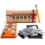 Craft Bottle Cutter & Glass Cutter Bundle - DIY Machine for Cutting Wine