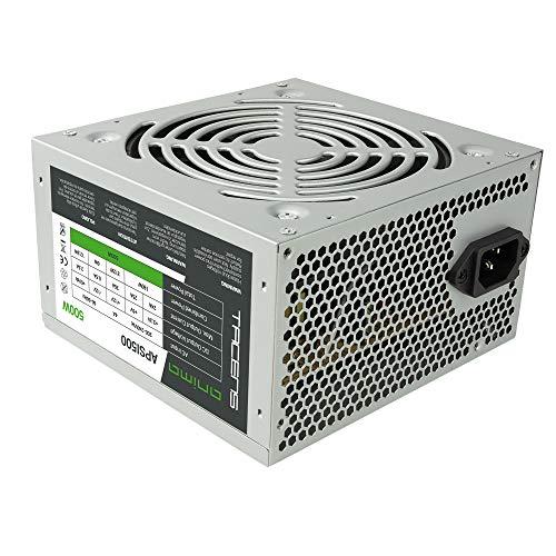 Tacens Anima APSI500 - Fuente de alimentación 500W, ATX, 12V, Ventilador 12cm