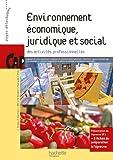 Image de Environnement économique, juridique et social CAP - Livre élève - Ed.2011