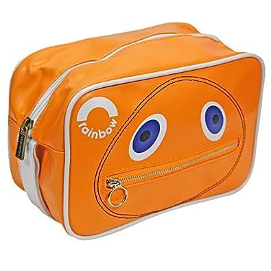 Rainbow Zippy Wash Bag - Classic Retro Kids TV Show Funky Gift