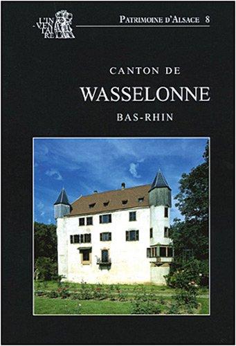 Canton de Wasselonne (Bas-Rhin)