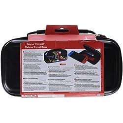 BigBen Interactive - Bolsa De Transporte Con Asa Diseño Mario Kart, Color Negro (Nintendo Switch)