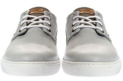70b124882af5 ... Bullboxer 779-K26023A - Herren Schuhe Schnürer Sneaker Hellgrau ...