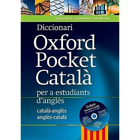 Diccionari Oxford Pocket Català Per A Estudiants D'Angles. Català-Anglès/Anglès-Català (Diccionario Oxford Pocket)