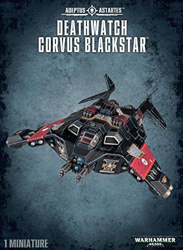 Warhammer 40,000 40K Deathwatch Corvus Blackstar by 40K