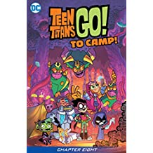 Teen Titans Go! To Camp (2020) #8 (English Edition)