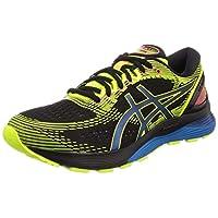 ASICS Gel-Nimbus 21 SP, Men's Road Running Shoes, Multicolour (Black/Safety Yellow), 42.5 EU