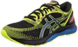 ASICS Gel-Nimbus 21 SP, Scarpe da Running Uomo, Nero (Black/Safety Yellow 001), 43.5 EU