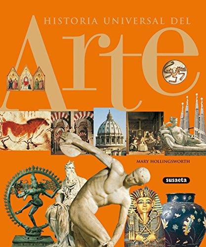 Historia Universal Del Arte por Susaeta Ediciones S A