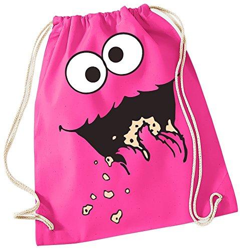 Coole Minute Last Kostüm - Kekse ! Gymbag Pink
