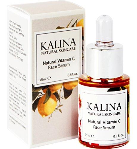 PDF Gratis Kalina - Vitamin C Face Oil | Made in Europe