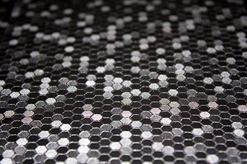 "Preisvergleich Produktbild ""Das neue Carbon"" Oracal 975 HC-070 Struktur Folie Wrapping Cast Wabenmuster ""DAS NEUE CARBON"" 3D 152cm x 130cm"