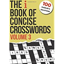 The i Book of Concise Crosswords Volume 3