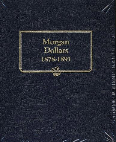 Morgan Dollars, 1878-1891 (Graduate Education in Nursing - Advanced Practice Nursing) (1878 Morgan-dollar)