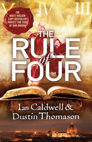 The Rule Of Four (English Edition)