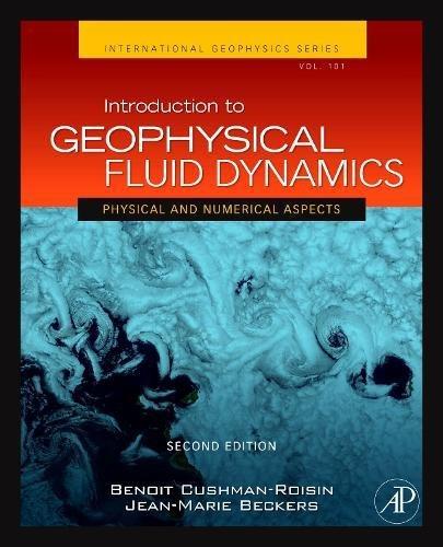 Introduction to Geophysical Fluid Dynamics (International Geophysics)