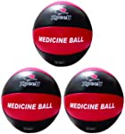XPEED Leather Medicine Ball