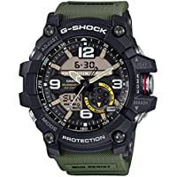 Casio G-Shock Analog-Digital Black Dial Men's Watch-GG-1000-1A3DR (G662)