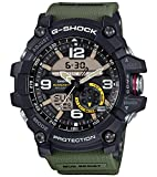 Casio G-Shock Analog-Digital Black Dial Men's Watch-GG-1000-1A3DR (G662)