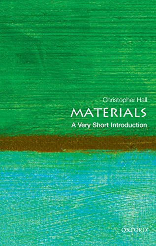 Materials: A Very Short Introduction (Very Short Introductions) (English Edition)