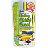 Hikari Sinking Cichlid Excel Mini Pellet Aquarium Fish Food, 100 g