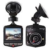 Auto Kamera, Innosinpo Mini FHD 1080p Dashcam Auto DVR Kamera Dashcamera Recorder mit 140° Weitwinkelobjektiv G-Sensor Parkplatz Monitor Bewegungserkennung Loop Aufnahme Schwarz