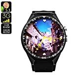 ZGPAX S99C Android Watch Bluetooth 4.0 WiFi 3G 1 IMEI Mic Speakers Pedometer