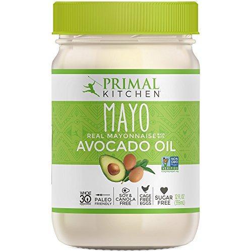 Primal Kitchen - Mayo gebildet mit Avocado-öl - 12 Unze. -