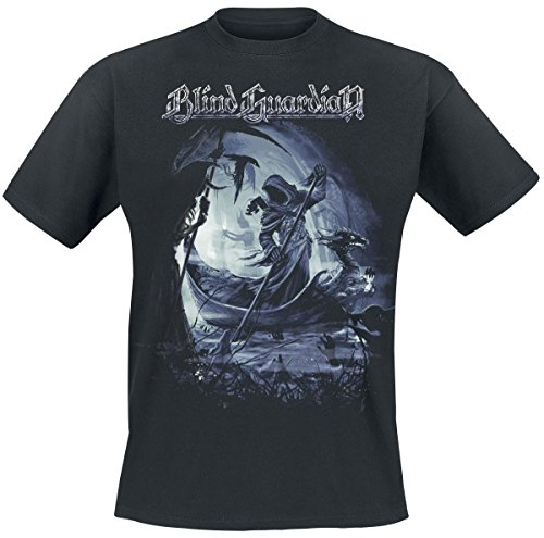 Blind Guardian A Feast For Wacken T-Shirt nero XXL