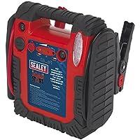 Sealey RS132 12V RoadStart Emergency Jump Starter 750 Peak Amps with Air Compressor preiswert