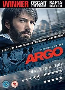 Argo DVD [2013]